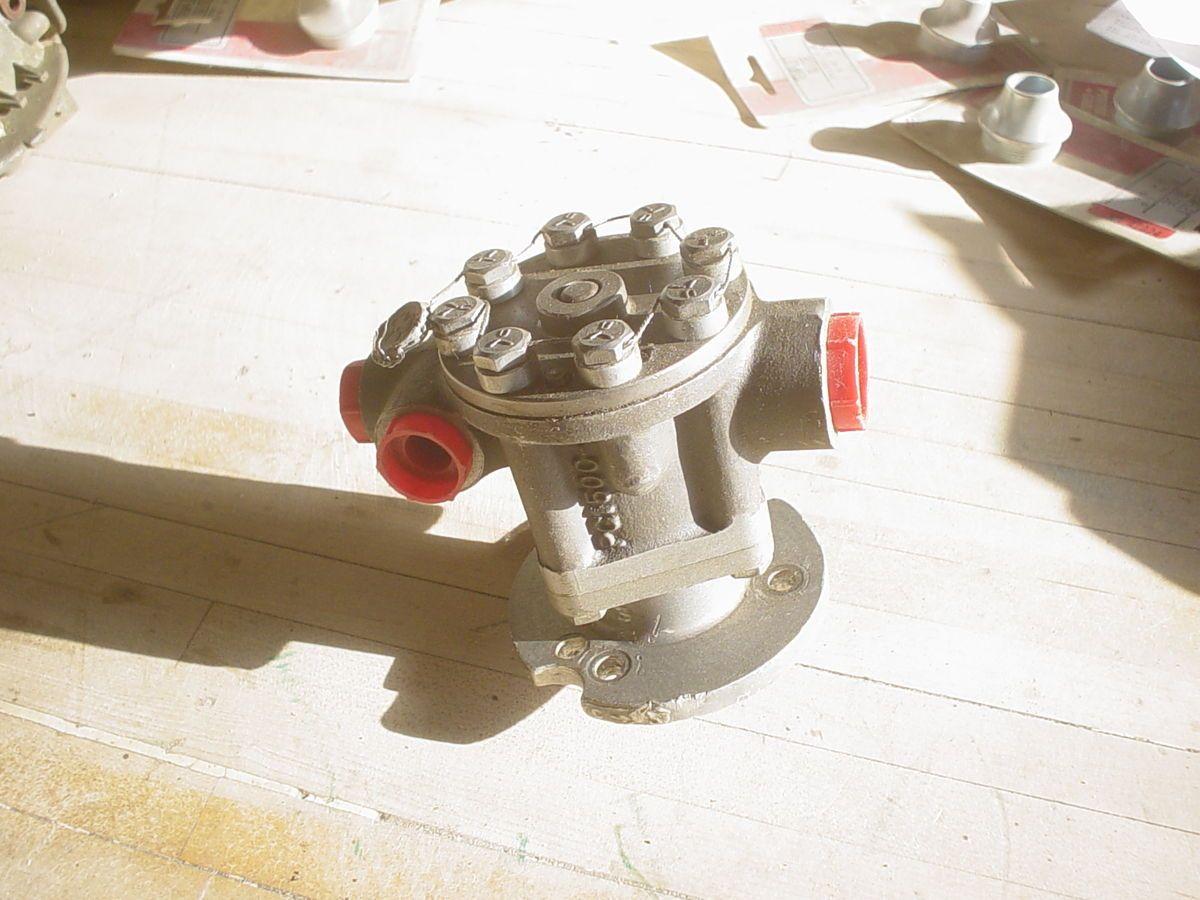Hilborn PG 150C 1 Fuel Injection Pump