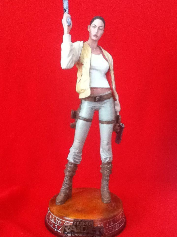 Angelina Jolie  Lara Croft Tomb Raider The Cradle of Life Statue #745