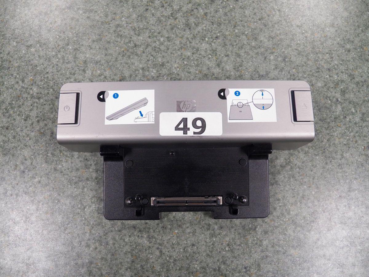 HP HSTNN 109X LAPTOP NOTEBOOK DOCKING STATION PORT REPLICATOR KP080AA