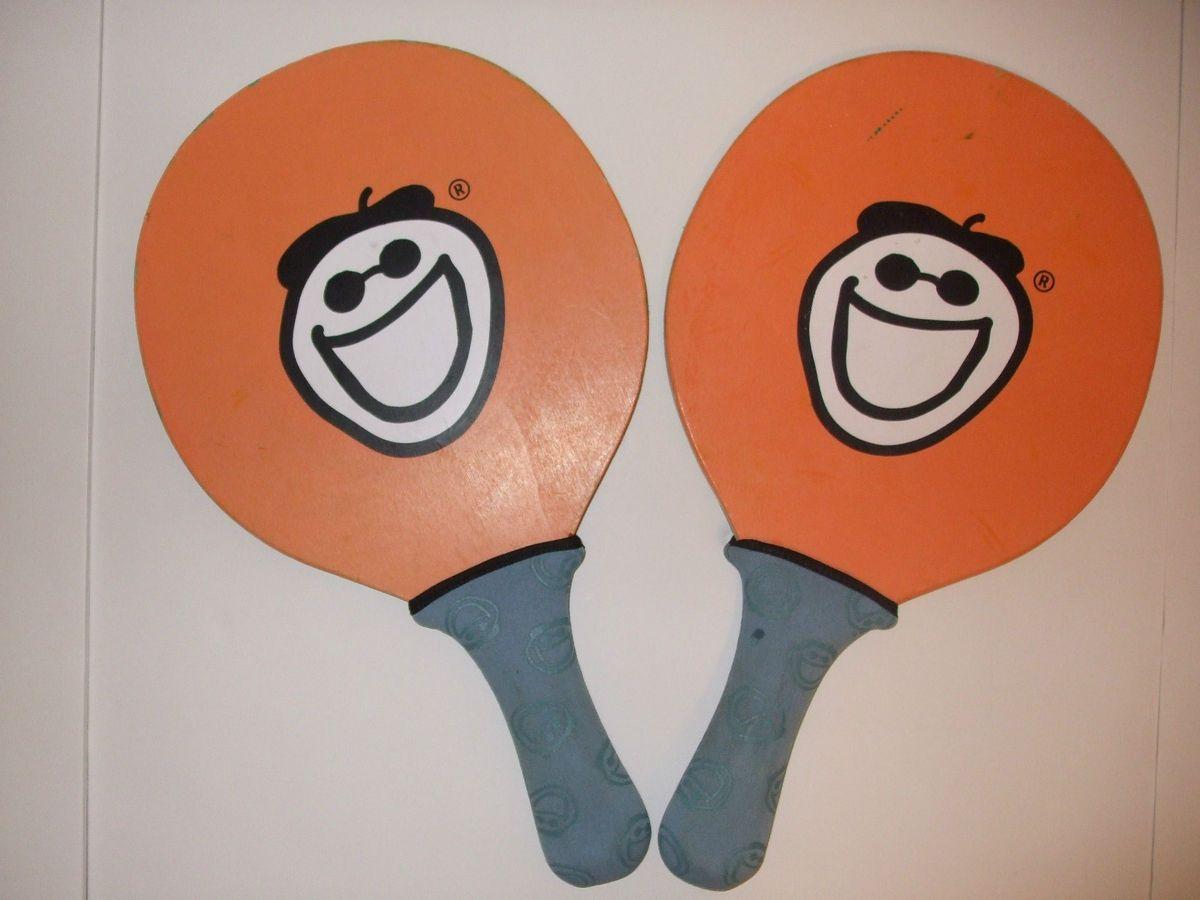 Life Is Good Ping Pong Paddles