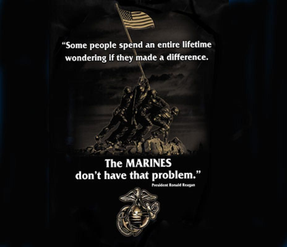 with funny quotes usmc - photo #23
