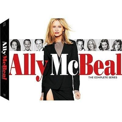 Ally McBeal The Complete DVD Series Collection Seasons 1 5 1 2 3 4 5