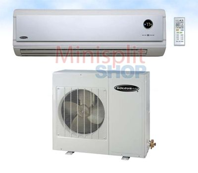 Mini Split 22 000 BTU Air Conditioner Heat Pump Inverter Tech KFHHP 22