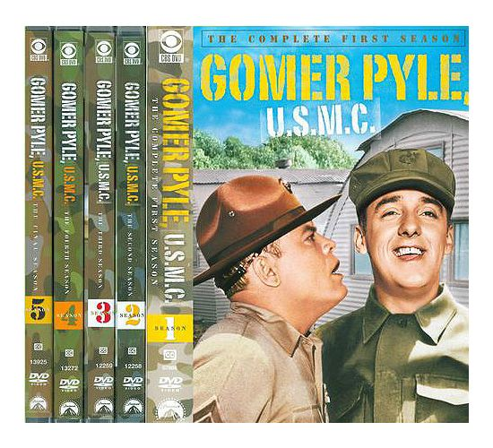 Gomer Pyle, U.S.M.C.   The Complete Series DVD, 2008