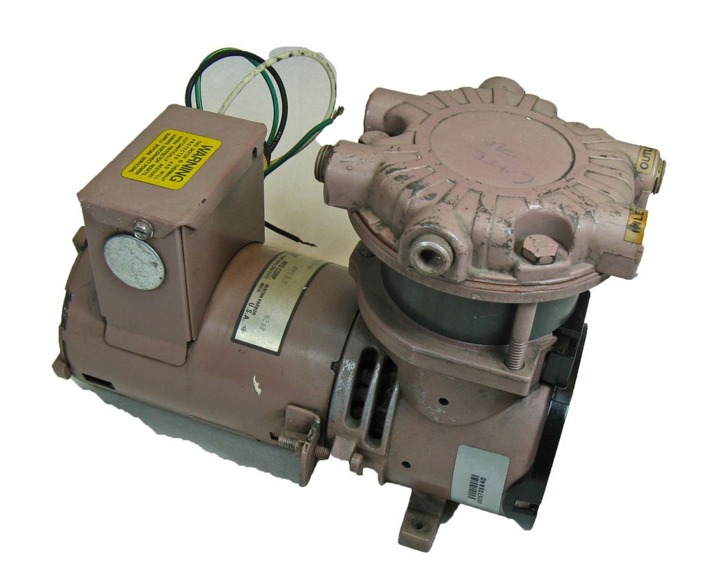 Waste oil heater parts used reznor air compressor dry for Piston type air motor