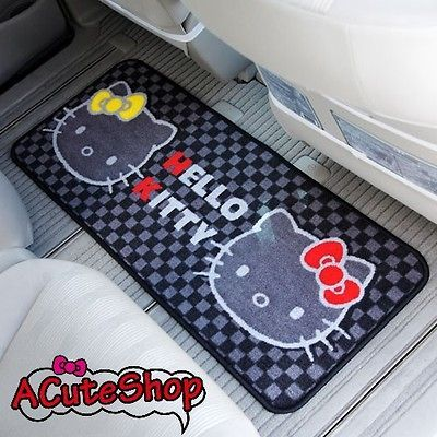 PC Hello Kitty Car Auto Floor Carpet Mat 40 × 100 cm 153/4 x 393