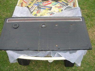 70 71 72 Front Door Panel Chevrolet GMC Truck Blazer Suburban Black
