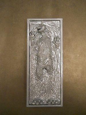CUSTOM REPRODUCTION OF SDCC 2012 Star Wars Jar Jar Binks in Carbonite