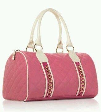 NWT NICKI MINAJ PINK FRIDAY Women DUFFLE WEEKENDER Evening Bag Rare