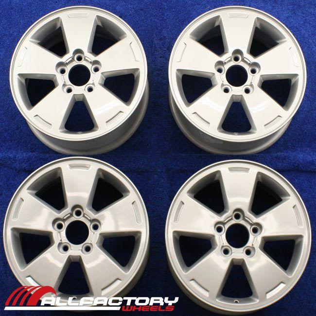 16 2006 2007 2008 2009 2010 2011 2012 Wheels Rims Set 4 5070