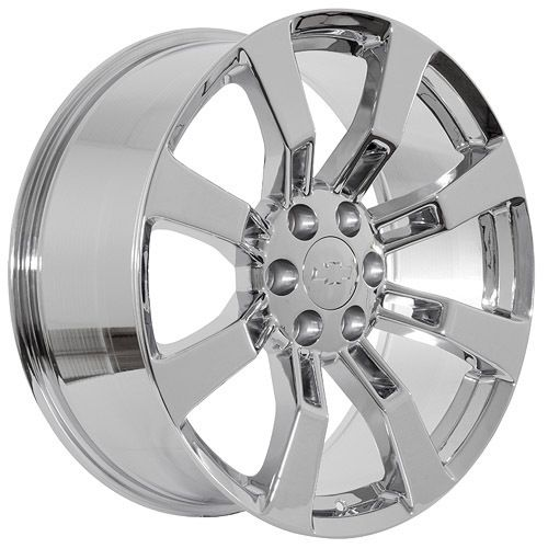 inch chrome Chevy Silverado 2010 Suburban Tahoe Avalanche wheels rims