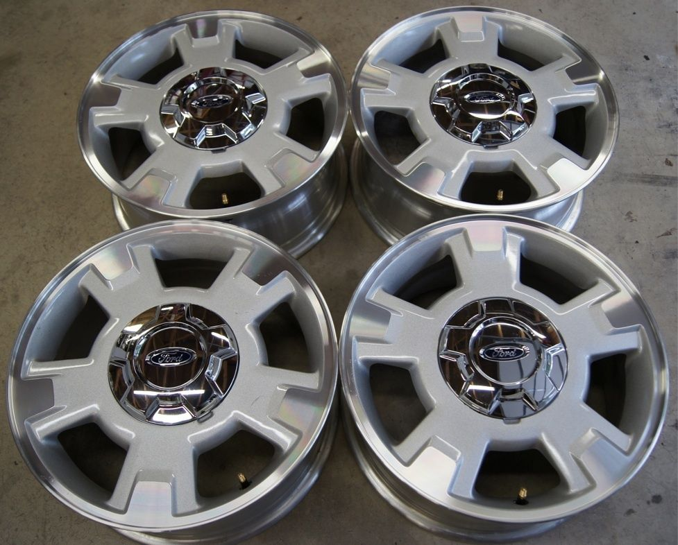 New 2004 12 Ford F150 17 Factory OEM Wheels Rims 2003 12 Expedition