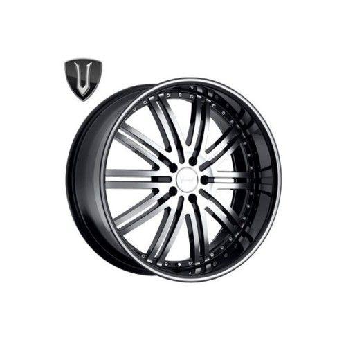 212 Black Wheels Rim Tires Escalade H3 GMC Yukon QX 56 Denali