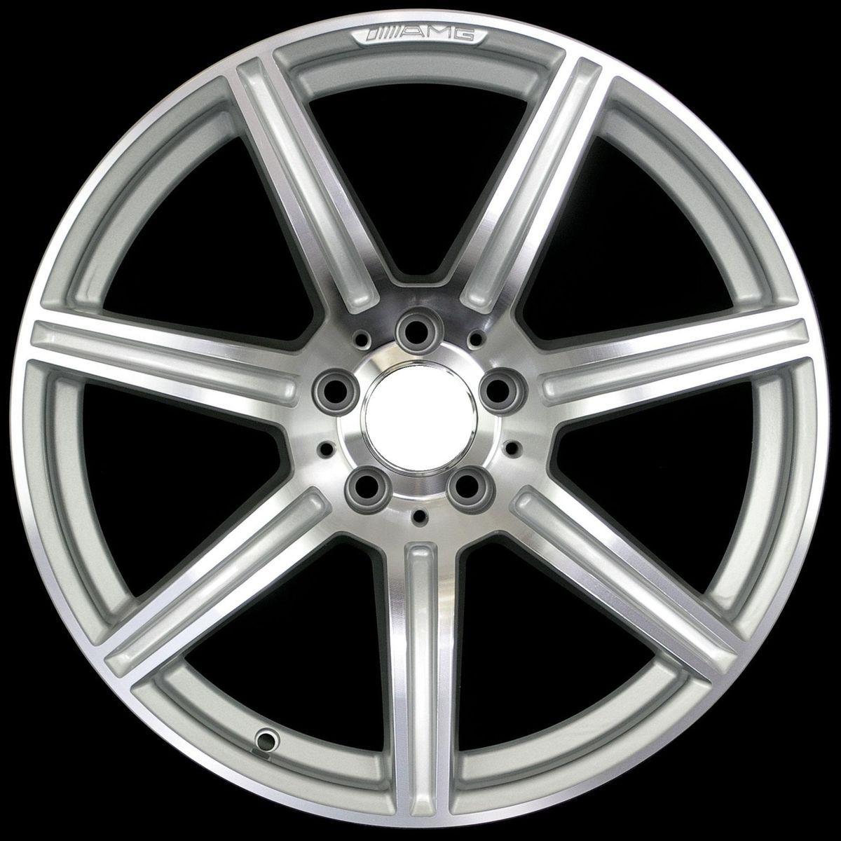 19 AMG E63 Style Staggered Wheels Rims Fit Mercedes SLK300 SLK320