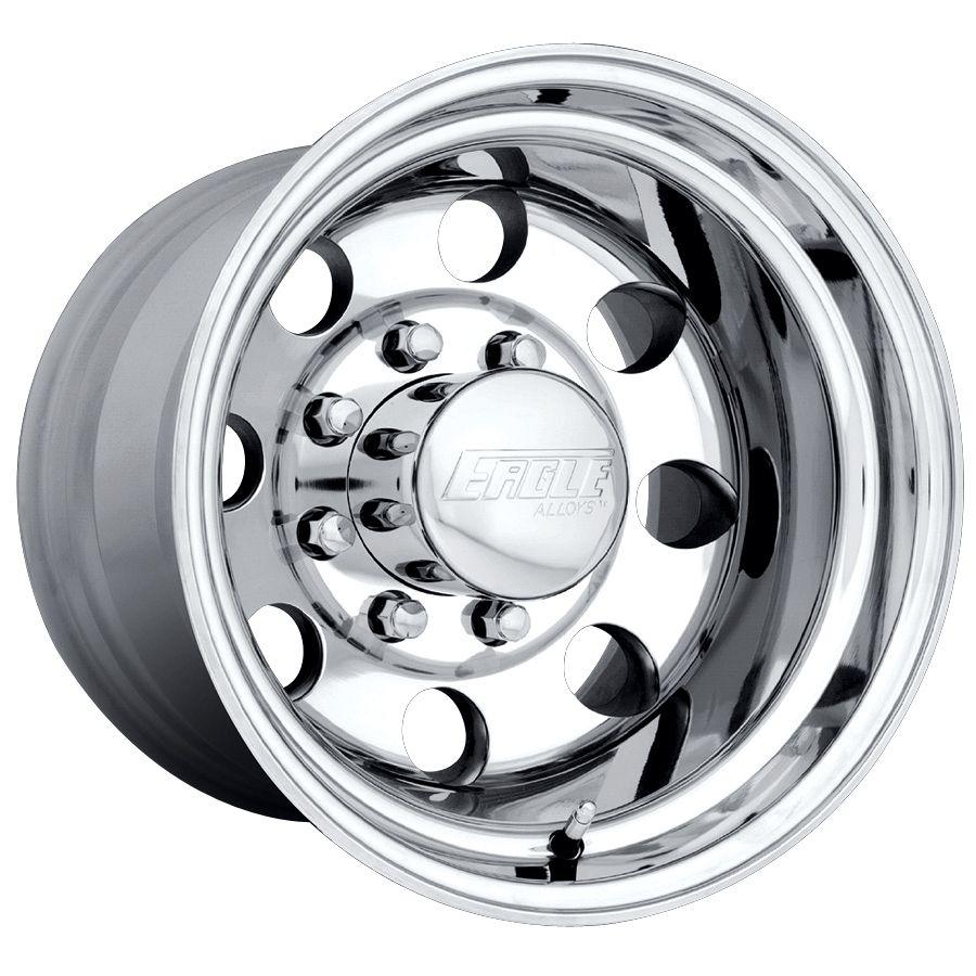 CPP Eagle 0589 wheels rims 16x10 fits CHEVY GMC SILVERADO 2500 2500HD