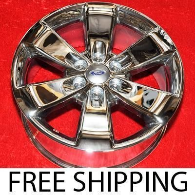 of 4 New Chrome 20 Ford F 150 OEM Factory Wheels Rims 3833 EXCHANGE