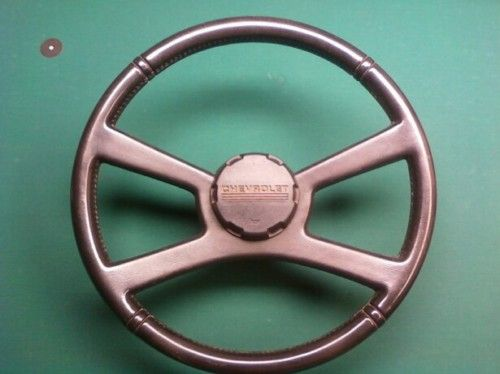 88 94 Chevy Truck Steering Wheel 1500 2500 Silverado