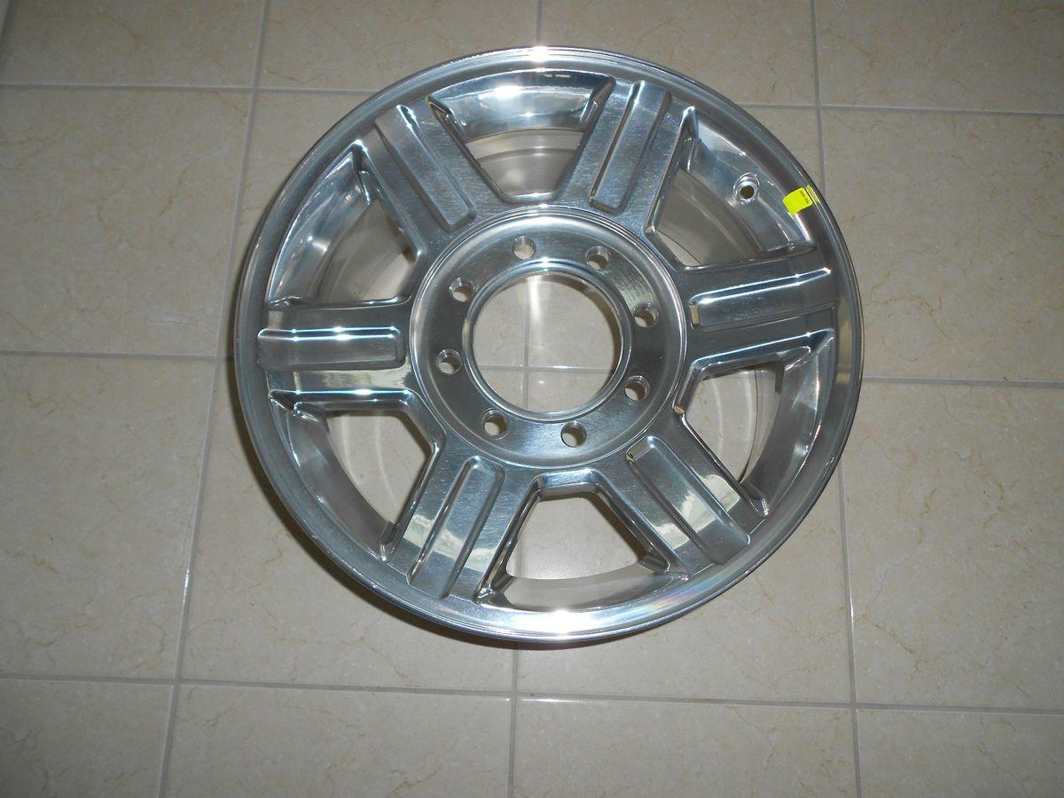 2012 Dodge 2500 RAM Factory 17 Chrome Wheels Rims New