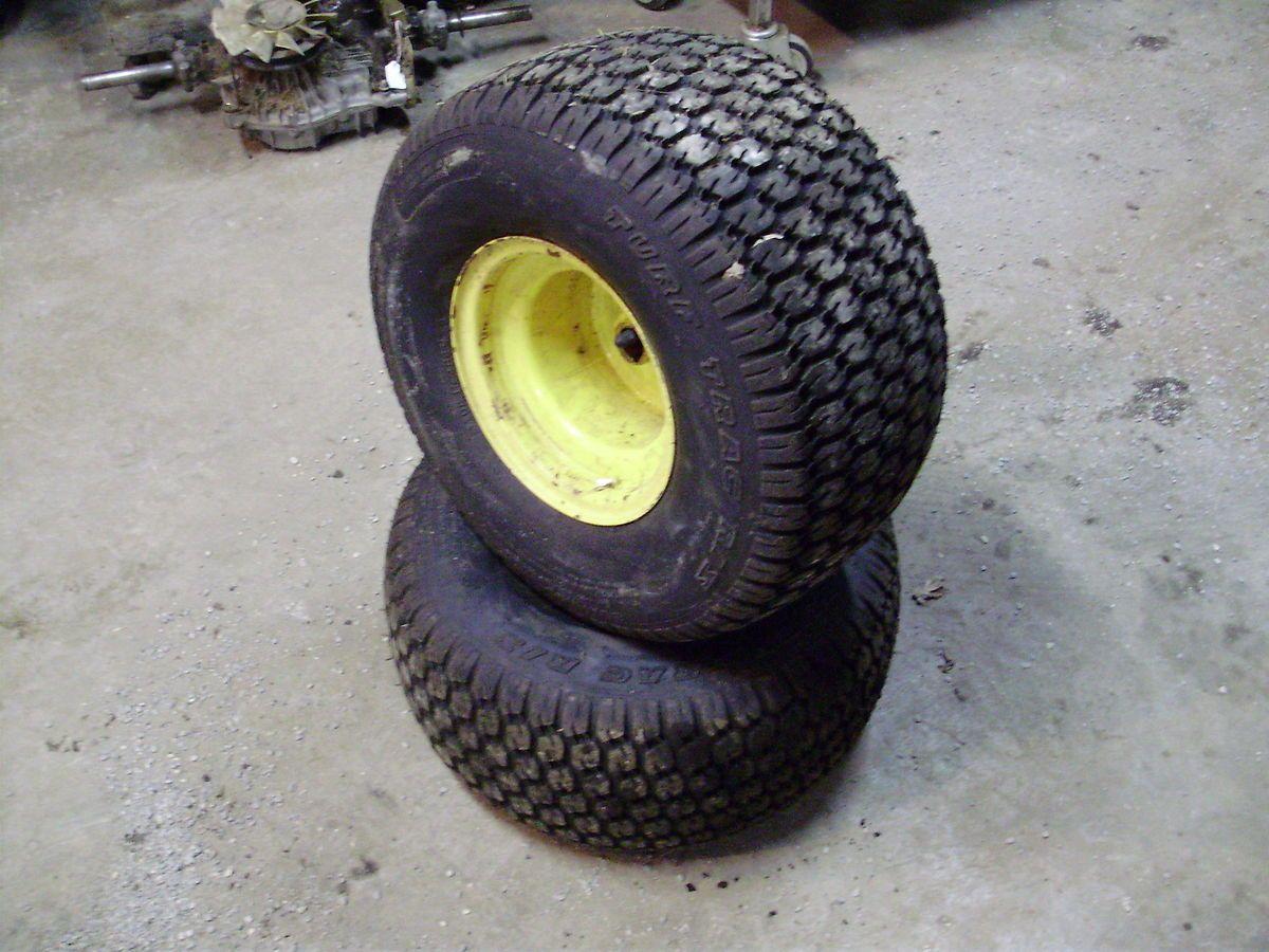 General At Tires >> DEERE LX178 LX186 LX172 LX176 LX188 LAWN TRACTOR REAR ...
