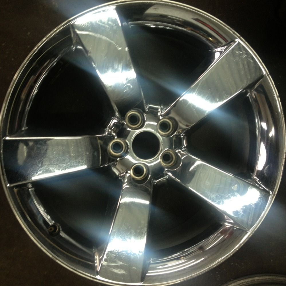 09 Challenger Charger Magnum Factory 20 Chrome Clad Wheel Rim OEM 2360