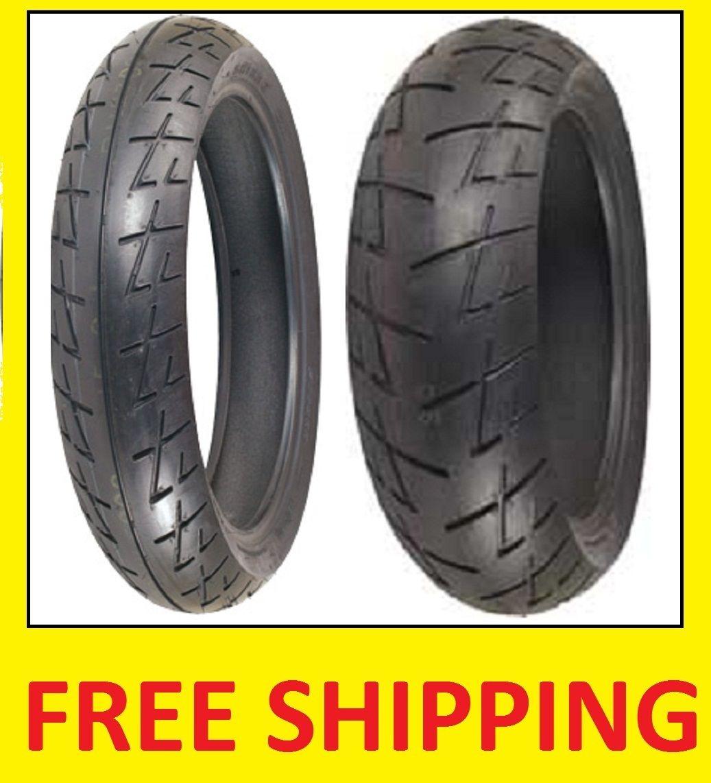 Motorcycle Tire Set 120 70 17 190 50 17 190 50ZR17 120 70ZR17