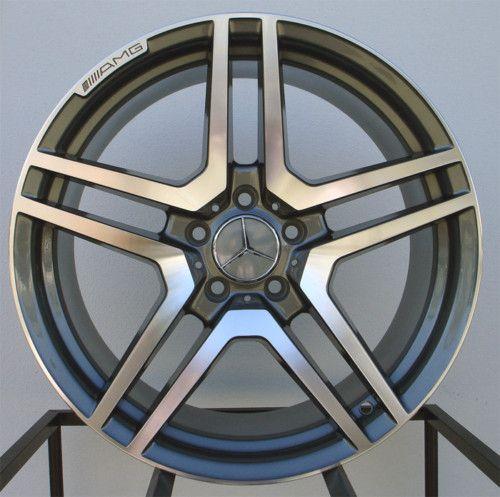 18 AMG Wheels Rims Fit Mercedes C230 C240 C280 C300