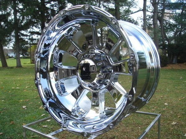 XD 799 Chevy Ford Dodge Jeep F150 Wrangler 5 6 8 Lug Wheelpros