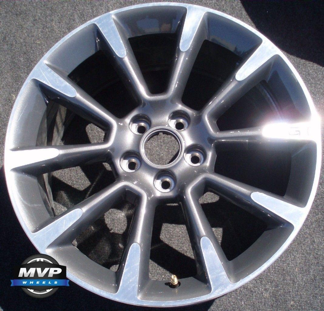 Factory 19 19 Ford Mustang CS Wheel Rim 3863