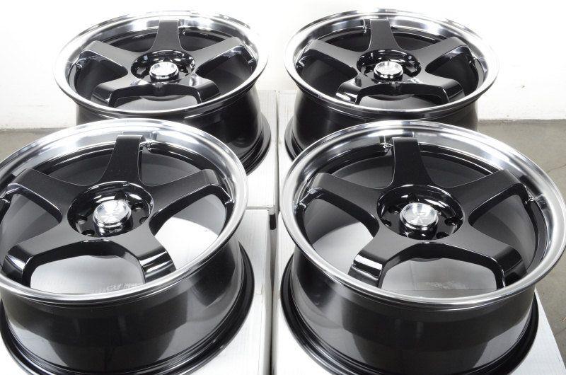 Effect Wheels Passat Cobalt Legend Integra Fit Civic Alloy Rims